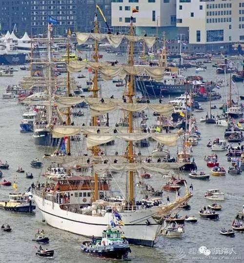 """阿姆斯特丹,荷兰人,主办方,最大的,北海 航海盛会:5年一次的""""阿姆斯特丹帆船节""""(图文视频) 429531c618cd28bc17de8dde9310ab3b.jpg"""