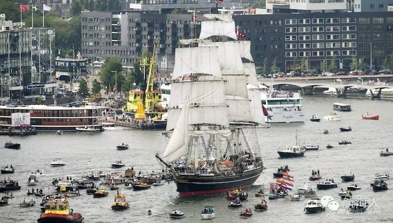 """阿姆斯特丹,荷兰人,主办方,最大的,北海 航海盛会:5年一次的""""阿姆斯特丹帆船节""""(图文视频) 3873203ea57e4c185aabcf69ee9669c9.jpg"""