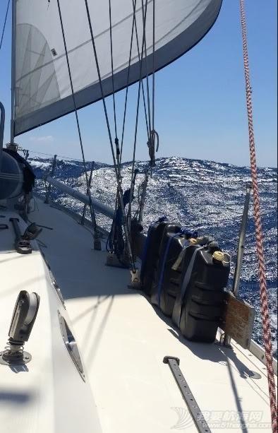 克里特岛,帆板高手,老公,托里,影响 30节北风5米海浪帆航至克里特岛 unnamed.jpg