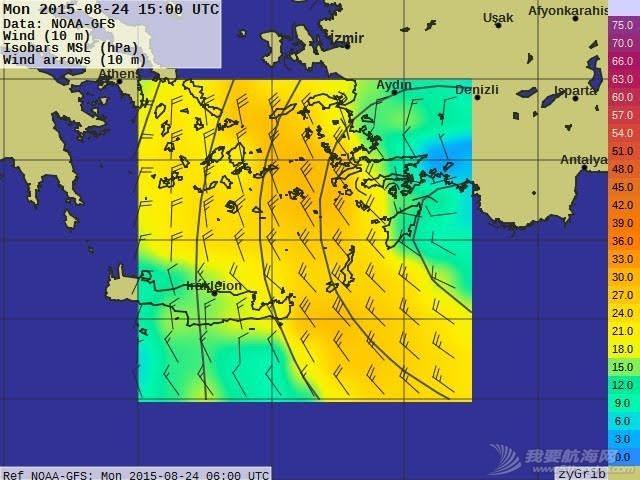 克里特岛,帆板高手,老公,托里,影响 30节北风5米海浪帆航至克里特岛 unnamed