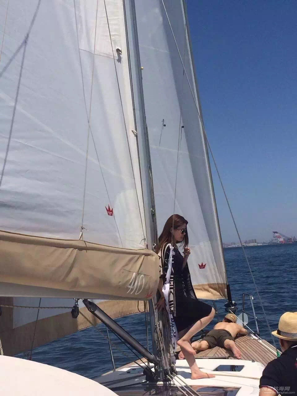 法国,帆船,高血压,剧烈运动,中山区 法国丹枫帆船出海看日落约起来