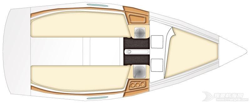 帆船 Beneteau First 20 博纳多锋士20英尺单体帆船 111.jpg