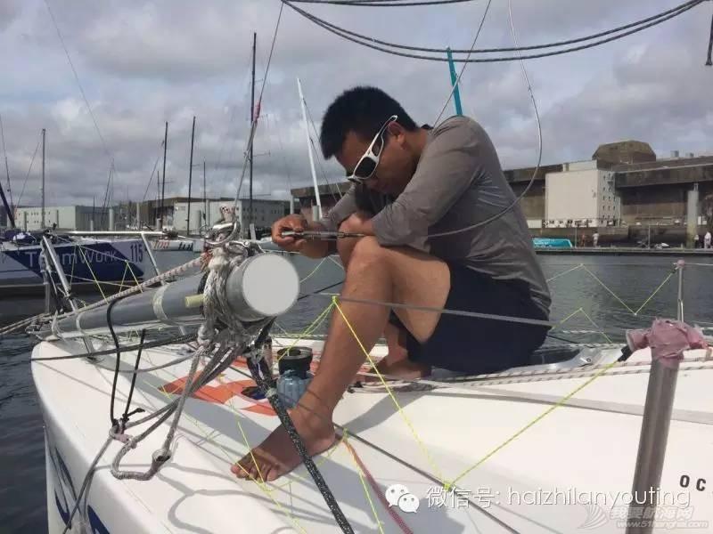 """通讯设备,国际帆联,航海技术,大西洋,培训机构,通讯设备,国际帆联,航海技术,大西洋,培训机构 徐京坤的新梦想----参加2015年""""MINI TRANSAT 650级别单人横渡大西洋帆船赛"""". 88a9f28c3f9268621a104dc89a52803d.jpg"""