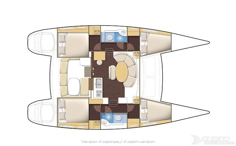 帆船 lagoon 380 蓝高380双体帆船 380-4.jpg