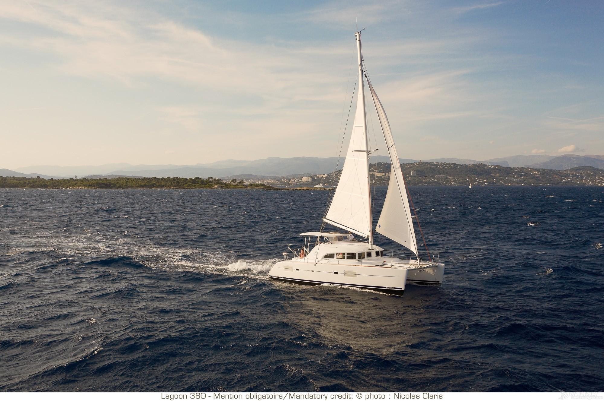 帆船 lagoon 380 蓝高380双体帆船 蓝高380双体帆船