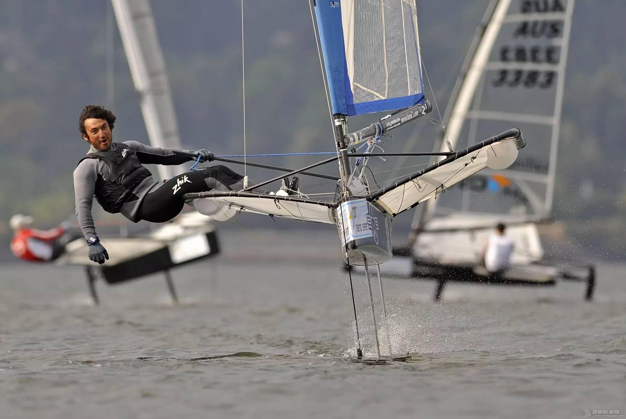 """帆船运动,美洲杯,旧金山,全世界,系列赛 帆船也能""""飞""""?---最具代表性的12艘水翼帆船 38117276ce7be6986696ed40e42fc231.jpg"""