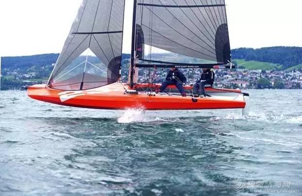 """帆船运动,美洲杯,旧金山,全世界,系列赛 帆船也能""""飞""""?---最具代表性的12艘水翼帆船 fae2fdd2be9ee621eb25e65544cc4ee5.jpg"""