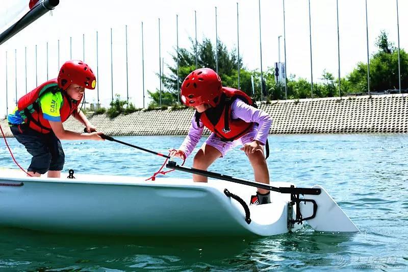 培养孩子,帆船,技巧,教练,配件 为什么让孩子学习帆船? 6c1a28020771f7576d1830ab05a94cca.jpg