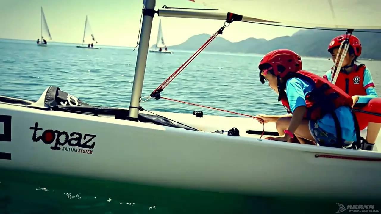 培养孩子,帆船,技巧,教练,配件 为什么让孩子学习帆船?