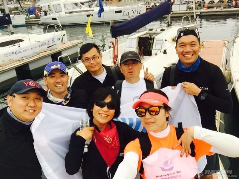 2015龙达帆船对抗赛赛前准备