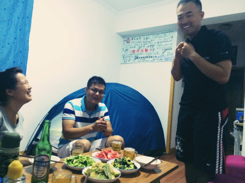 青年旅舍,解放军,2K对抗赛 第一次独自外出参加2015青岛龙骨船双船对抗赛-2K帆船赛夏季赛