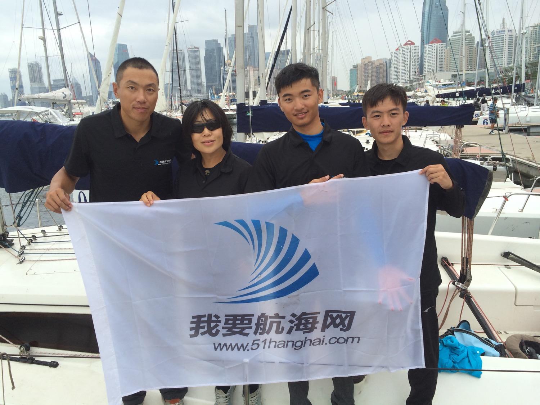 青年旅舍,解放军,2K对抗赛 第一次独自外出参加2015青岛龙骨船双船对抗赛-2K帆船赛夏季赛 IMG_6758.jpg
