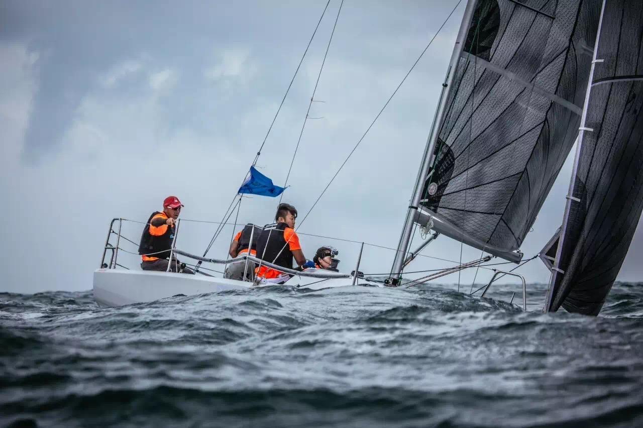 青年旅舍,解放军,2K对抗赛 第一次独自外出参加2015青岛龙骨船双船对抗赛-2K帆船赛夏季赛 IMG_6837.jpg