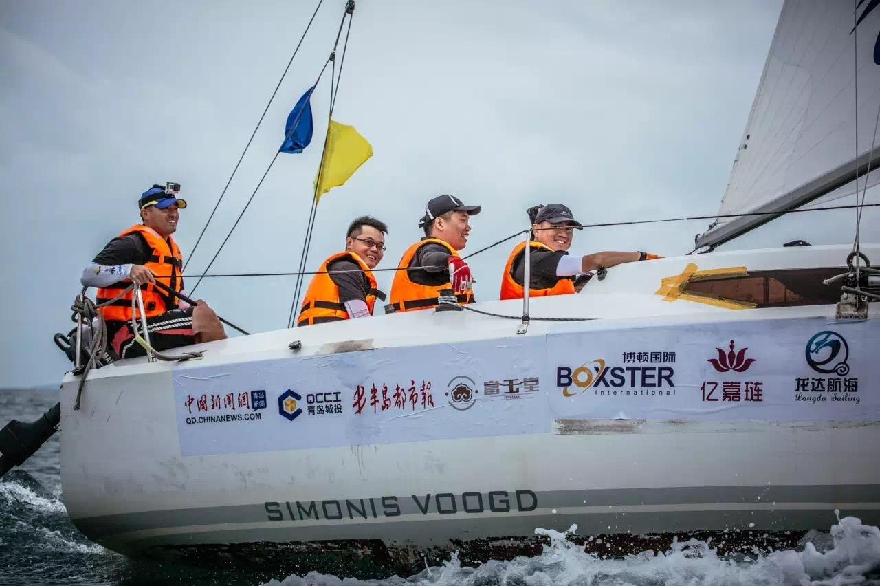 青年旅舍,解放军,2K对抗赛 第一次独自外出参加2015青岛龙骨船双船对抗赛-2K帆船赛夏季赛 IMG_6835.jpg
