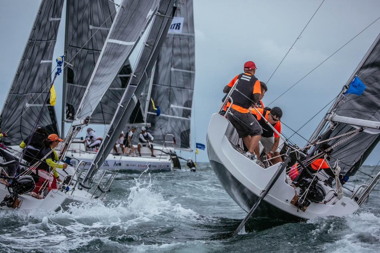青年旅舍,解放军,2K对抗赛 第一次独自外出参加2015青岛龙骨船双船对抗赛-2K帆船赛夏季赛 IMG_6939.jpg