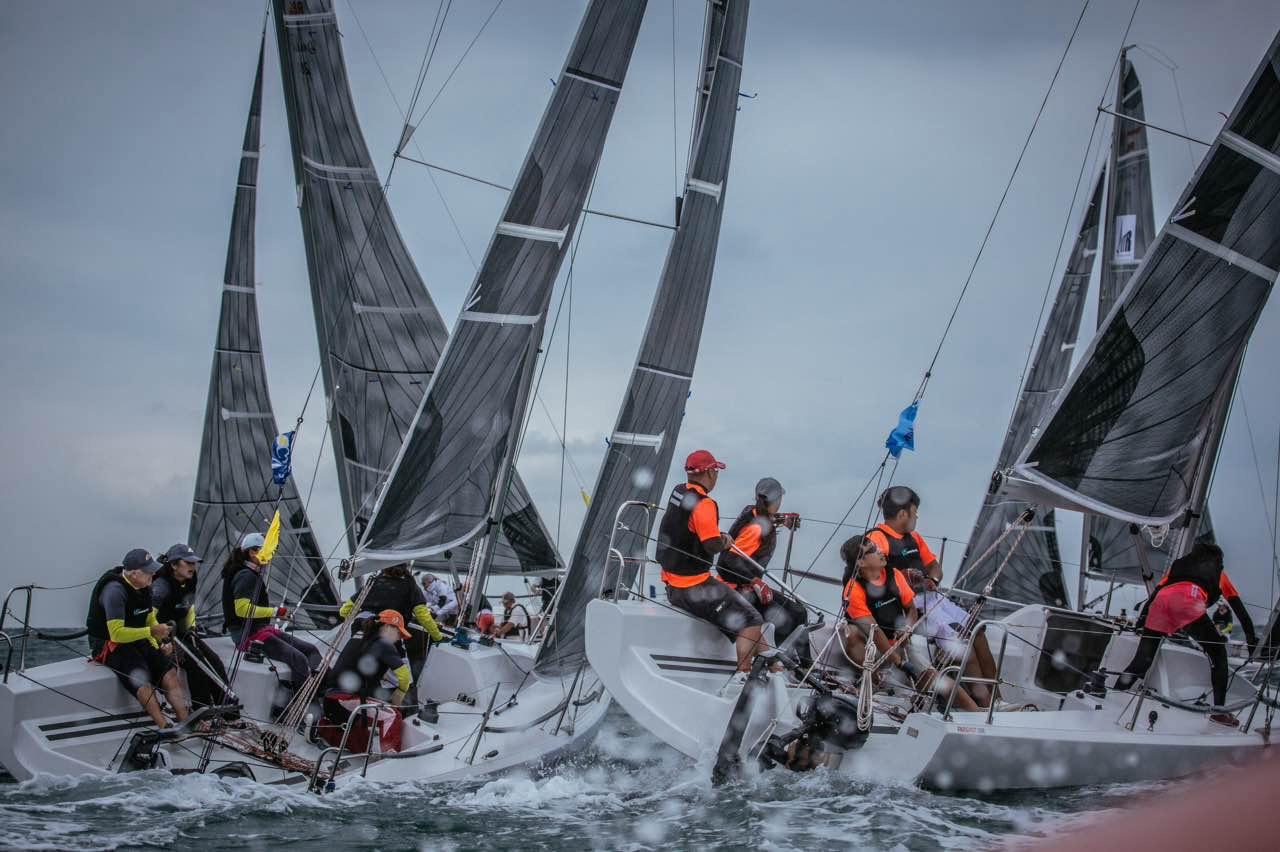 青年旅舍,解放军,2K对抗赛 第一次独自外出参加2015青岛龙骨船双船对抗赛-2K帆船赛夏季赛 IMG_6940.jpg