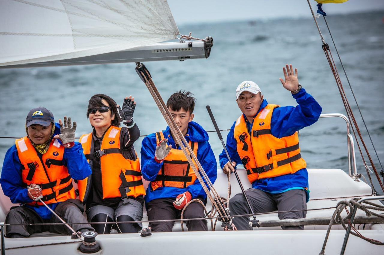青年旅舍,解放军,2K对抗赛 第一次独自外出参加2015青岛龙骨船双船对抗赛-2K帆船赛夏季赛 IMG_6941.jpg