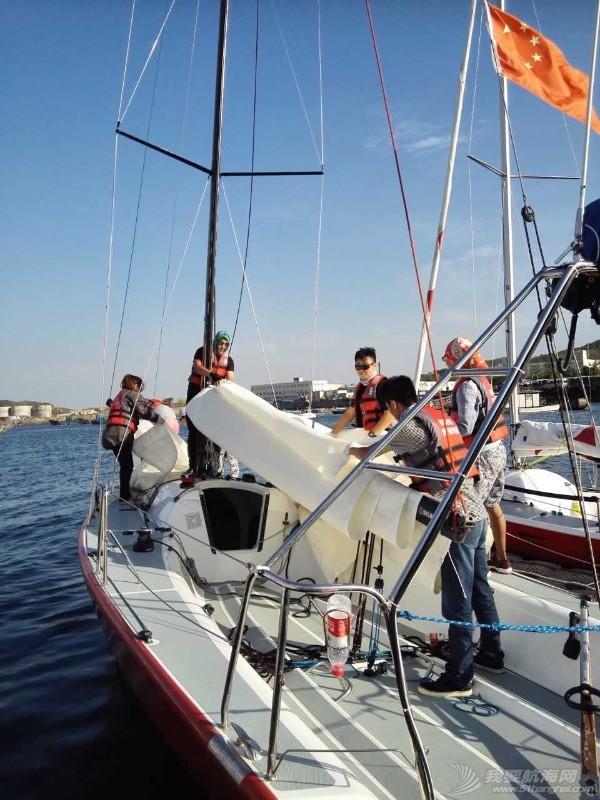 航海家俱乐部第十期学员开心快乐的一天 131946