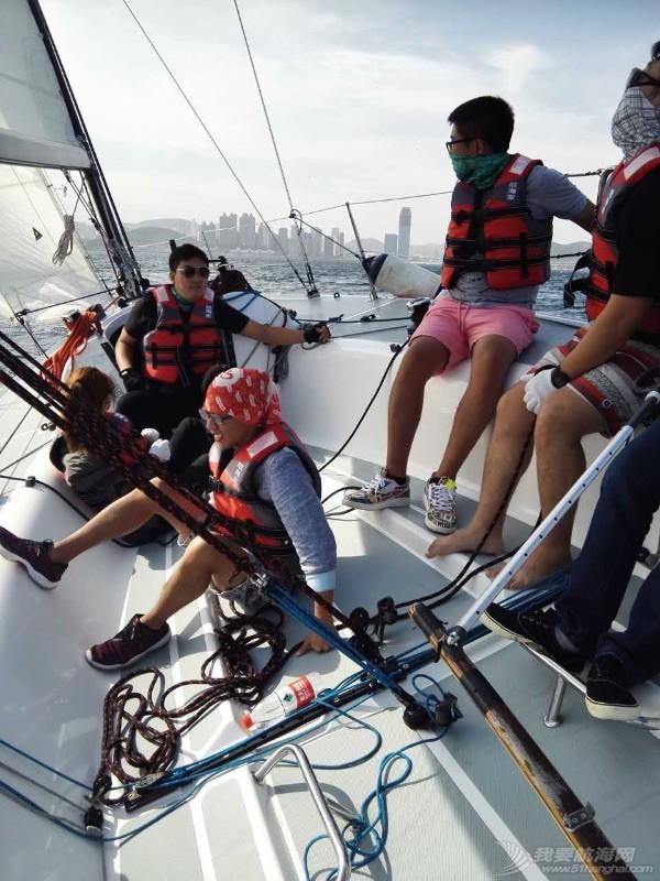 航海家俱乐部第十期学员开心快乐的一天 131948