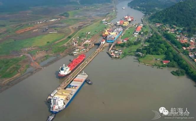 强烈关注:都是为了巴拿马运河新船闸的安全运营 5f508332197f6546929ad6686c6c021a.jpg