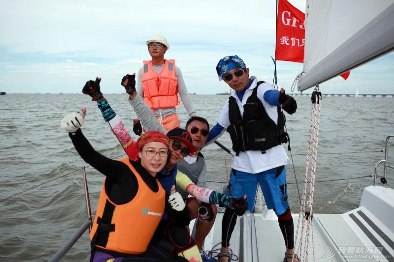 戏说2015通州杯国际帆船赛(1) 132517