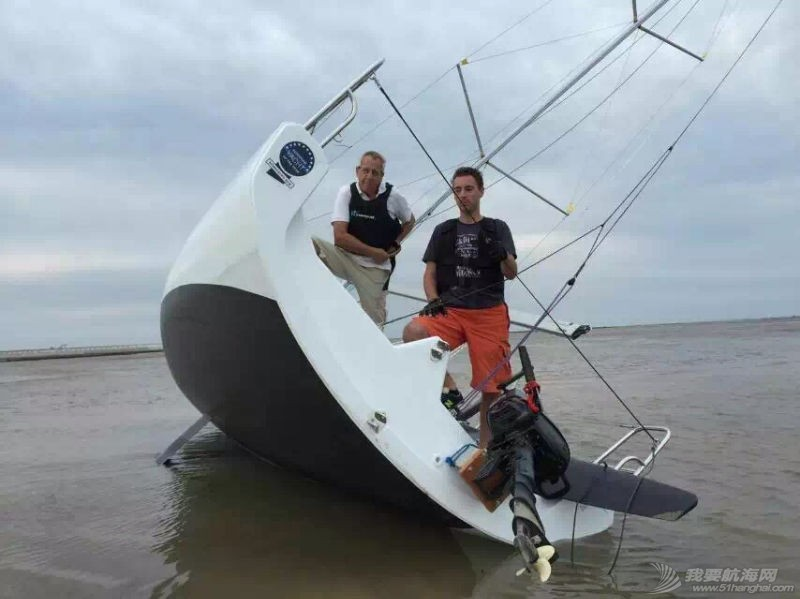 戏说2015通州杯国际帆船赛(1) 132520