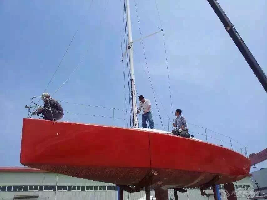 帆船 C-35/T-35型10米帆船低价出售 IMG_0274.JPG