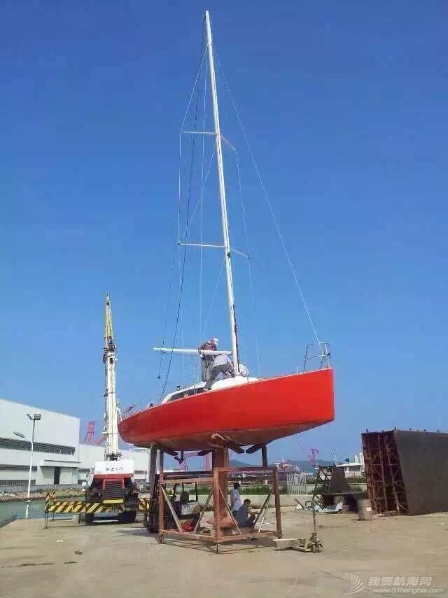 帆船 C-35/T-35型10米帆船低价出售 IMG_0276.JPG