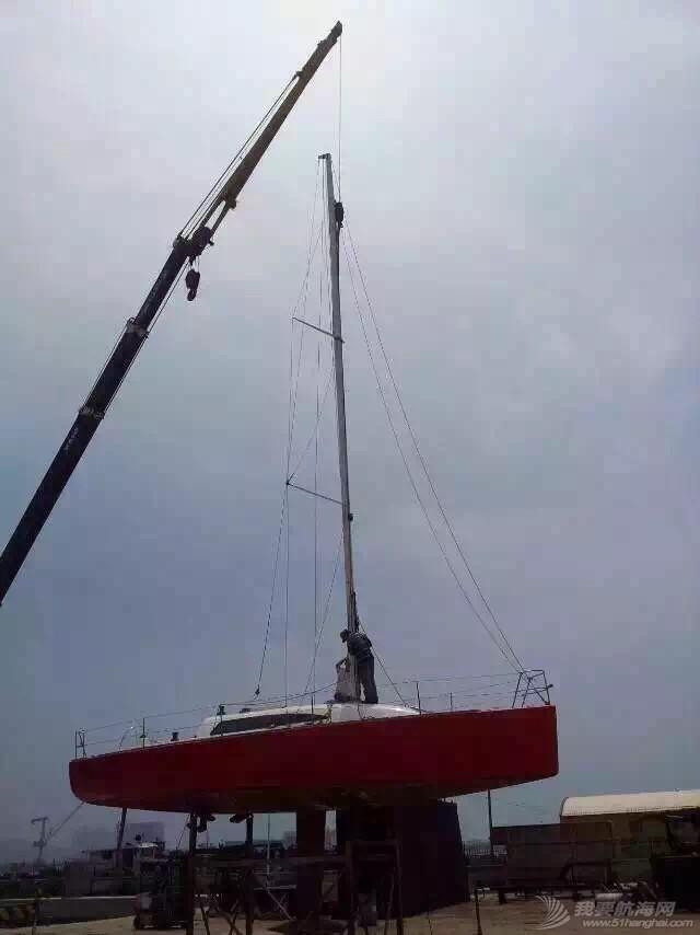 帆船 C-35/T-35型10米帆船低价出售 IMG_0275.JPG
