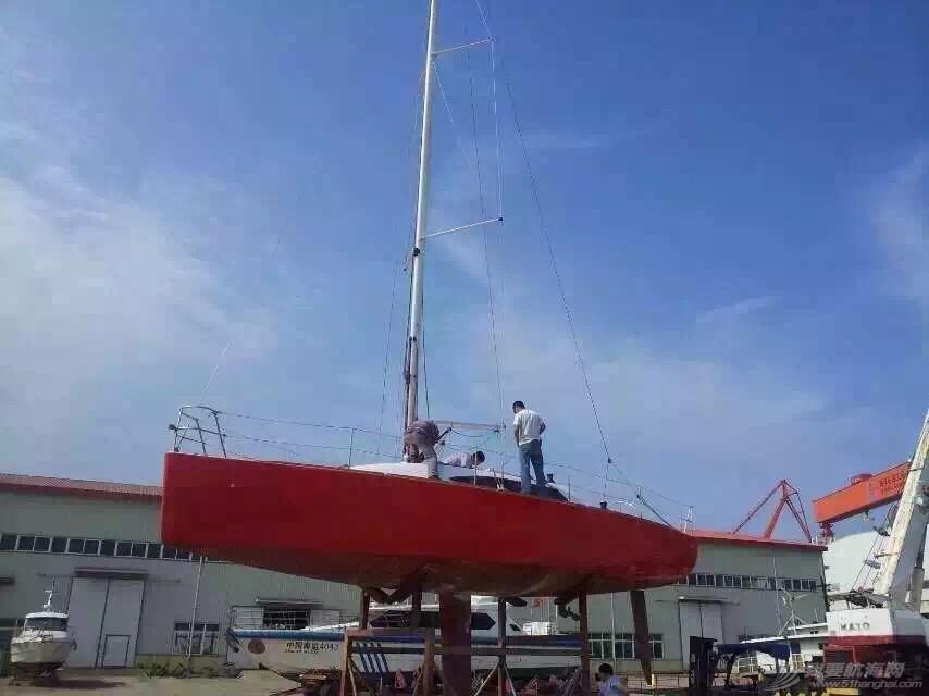 帆船 C-35/T-35型10米帆船低价出售 IMG_0277.JPG