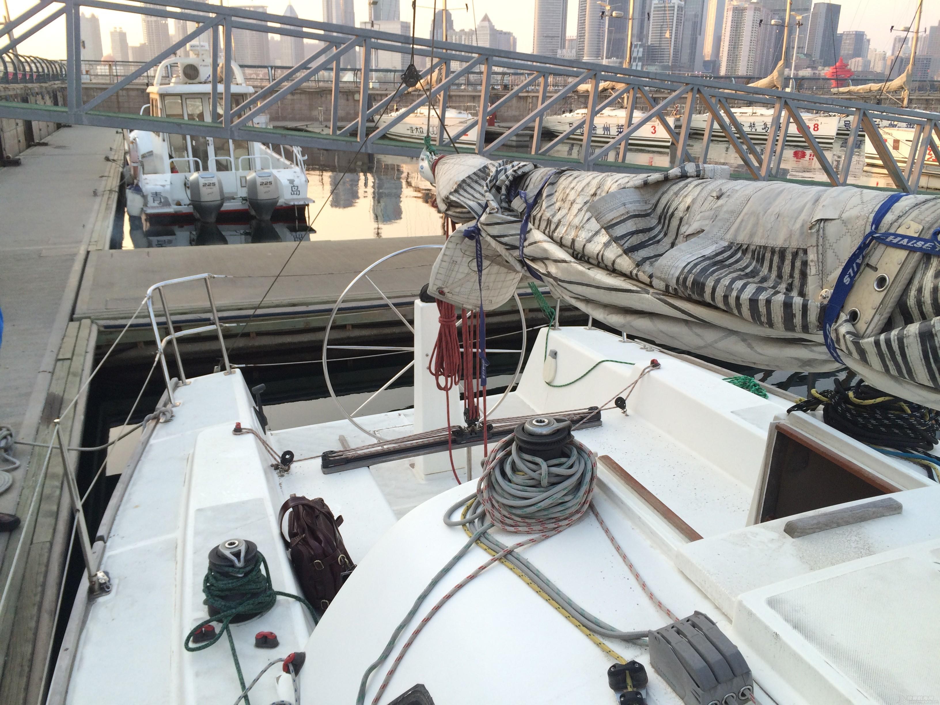 帆船 C-35/T-35型10米帆船低价出售 IMG_0114.JPG