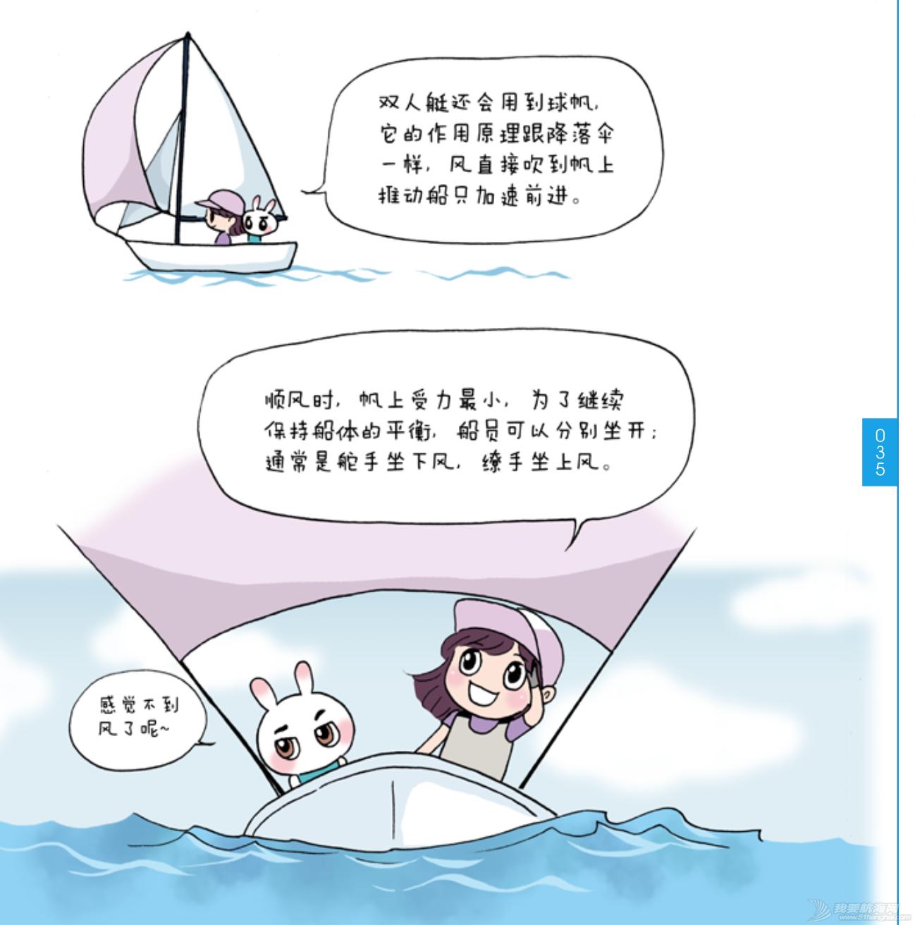 奥运冠军,帆船,连载 《跟奥运冠军学帆船》Lesson 11 顺风航行 屏幕快照