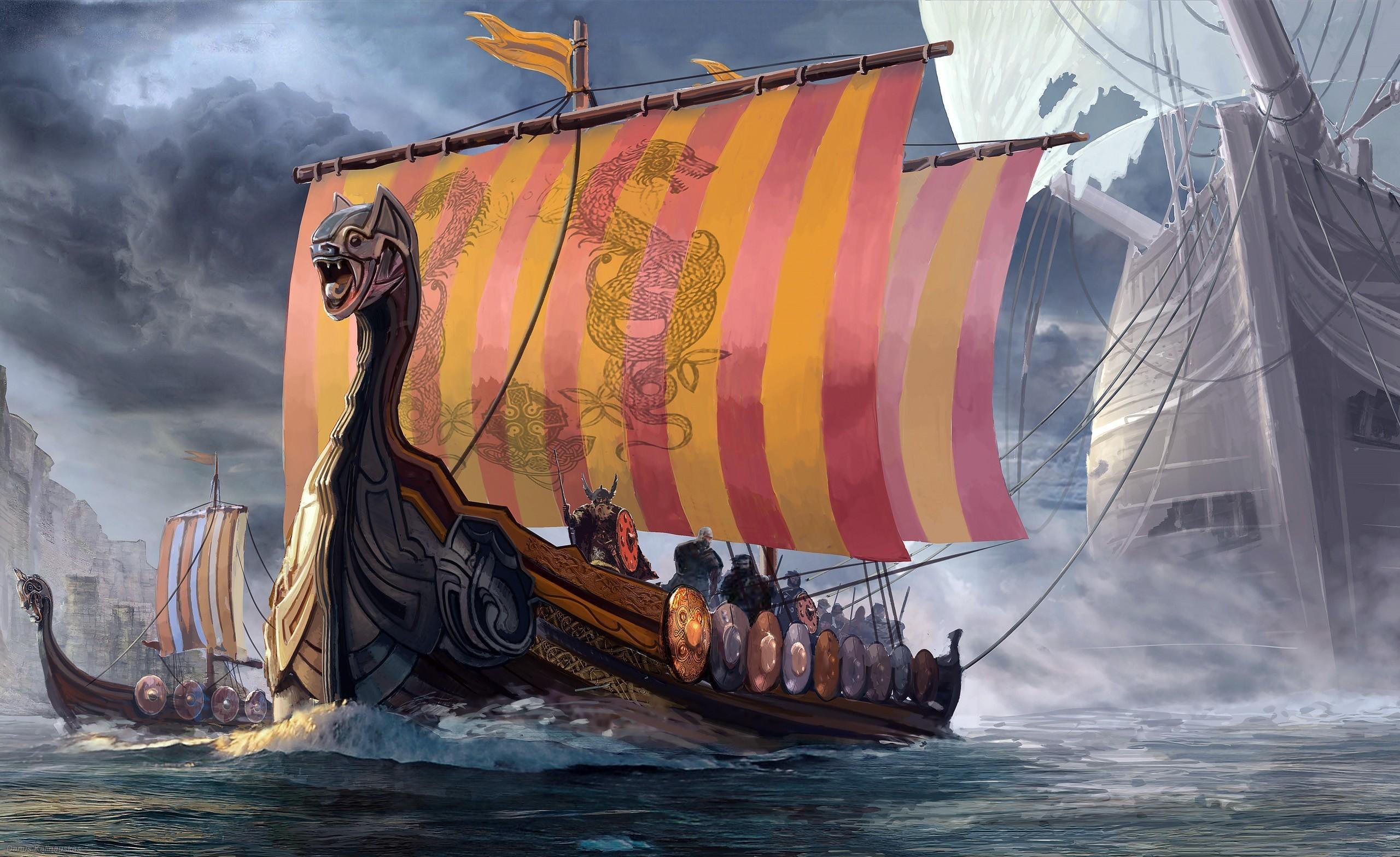 美图,图片,创意 几张和航海有关的创意图片 wallhaven-207074.jpg