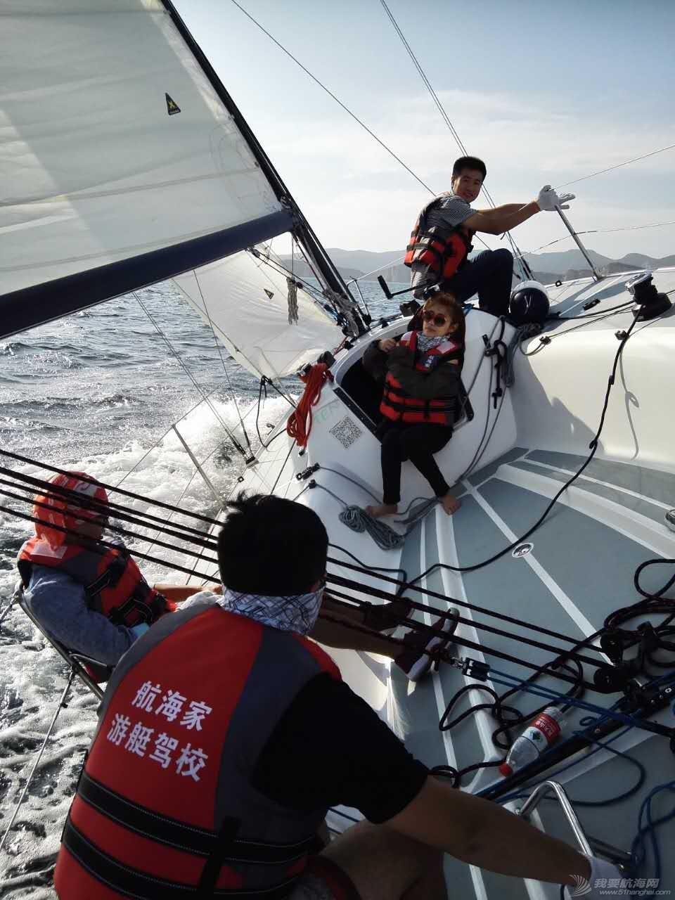 俱乐部,航海家,培训班 航海家机帆艇培训班学员火热招募中