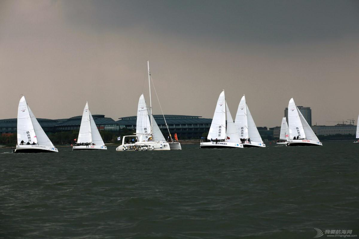 上海,帆船,国际 与奖杯擦肩而过-记2015上海临港国际帆船赛 IMG_6800.jpg