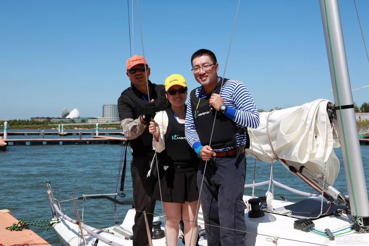 上海,帆船,国际 与奖杯擦肩而过-记2015上海临港国际帆船赛 我要航海网帆船队