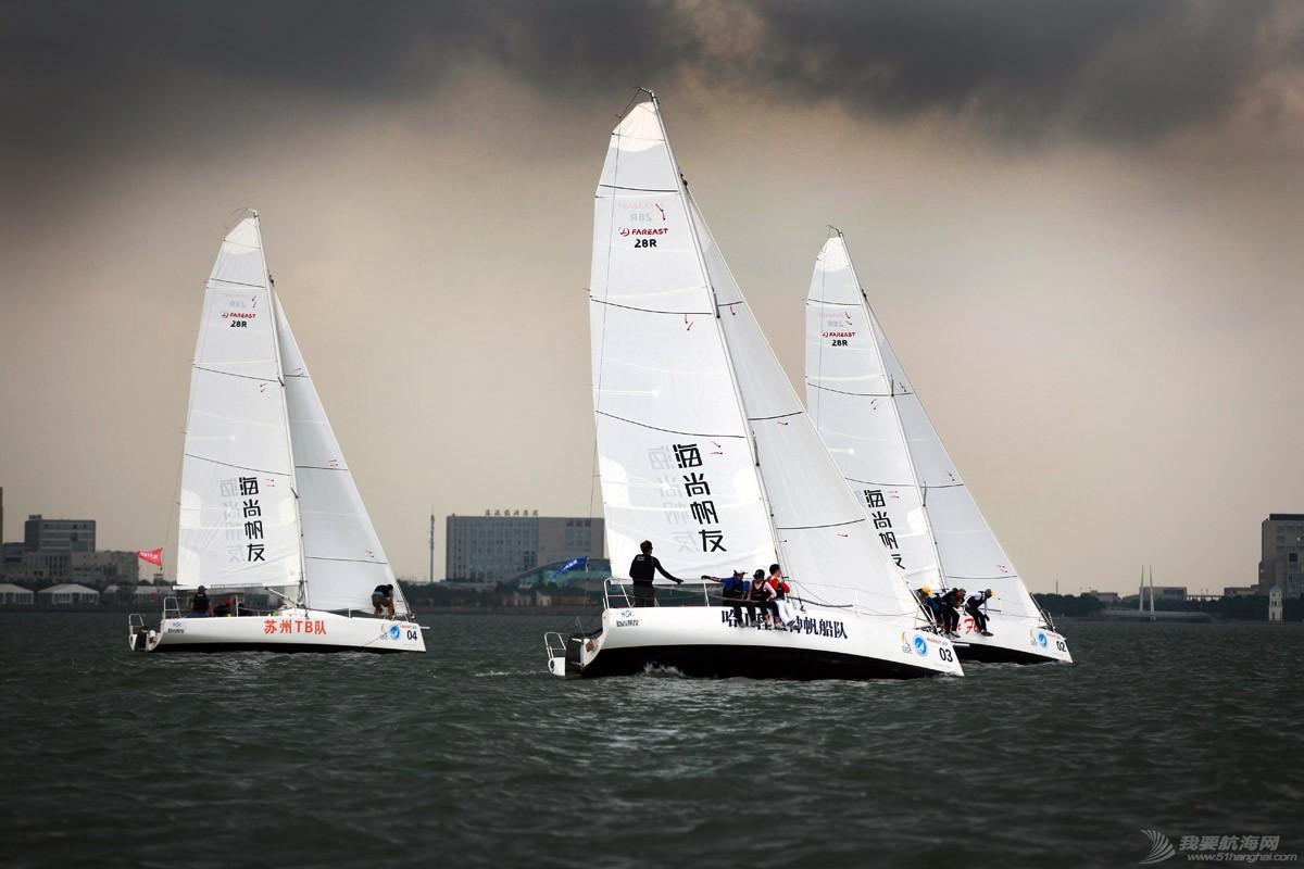 上海,帆船,国际 与奖杯擦肩而过-记2015上海临港国际帆船赛 IMG_6810.jpg