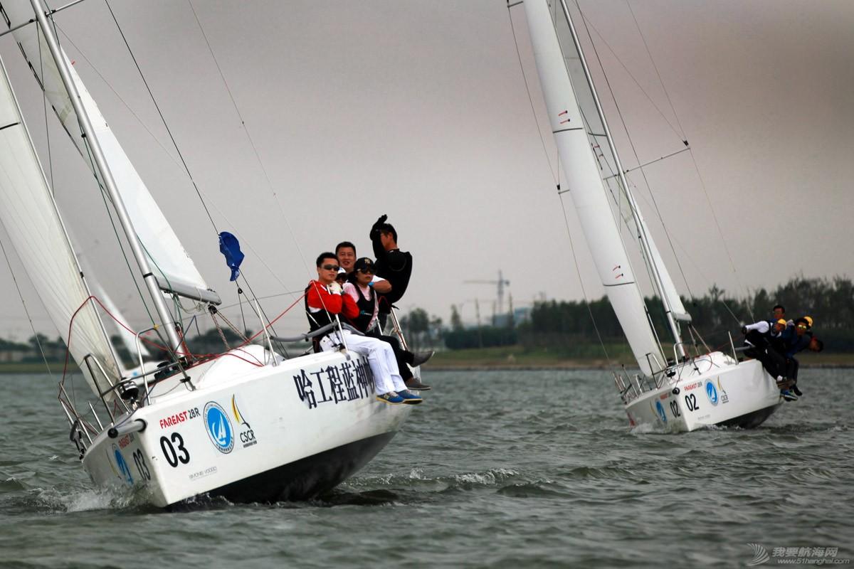上海,帆船,国际 与奖杯擦肩而过-记2015上海临港国际帆船赛 IMG_8810.jpg