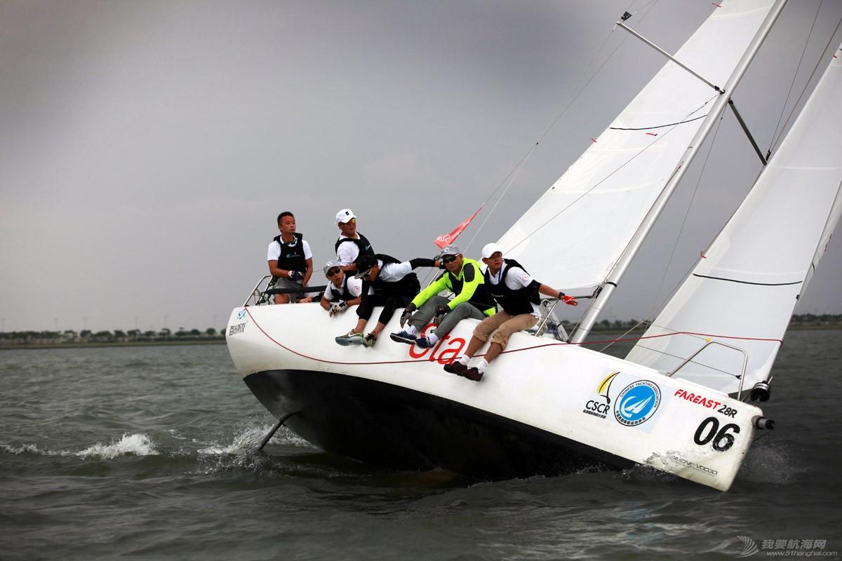 上海,帆船,国际 与奖杯擦肩而过-记2015上海临港国际帆船赛 IMG_7033.jpg