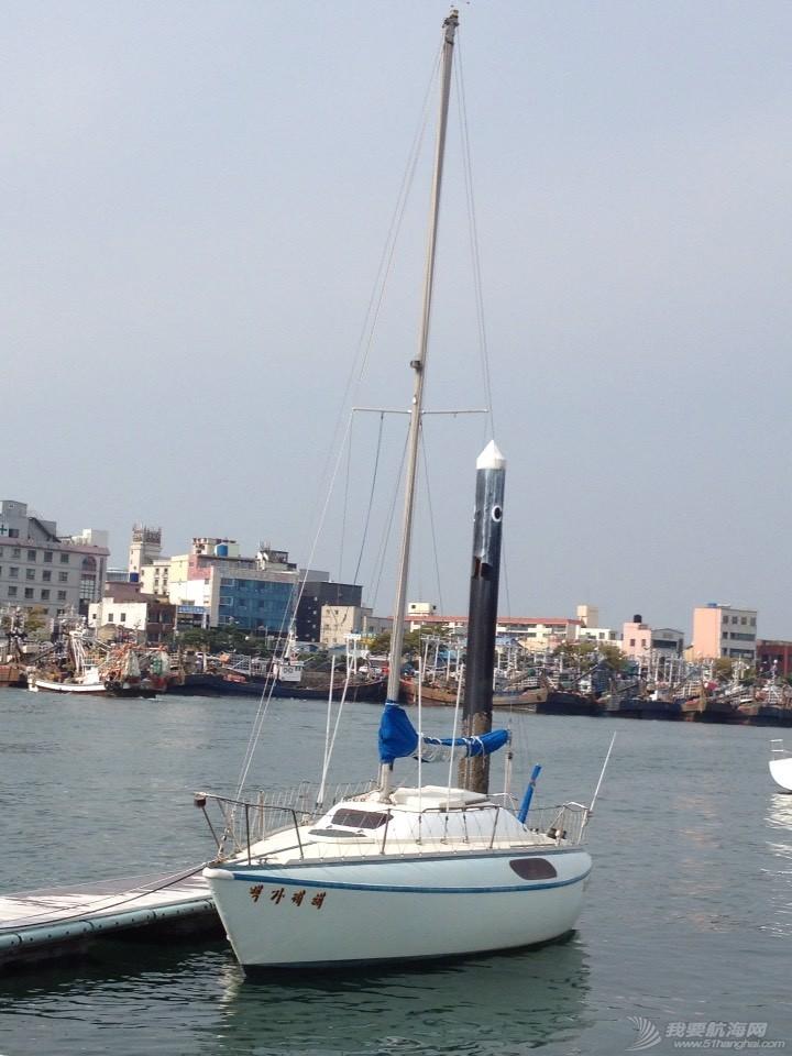 韩国多岛海杯帆船拉力赛纪实第二集:世翰大学粗狂的T1帆船 203213rxz455t5nx61yu0z.jpg