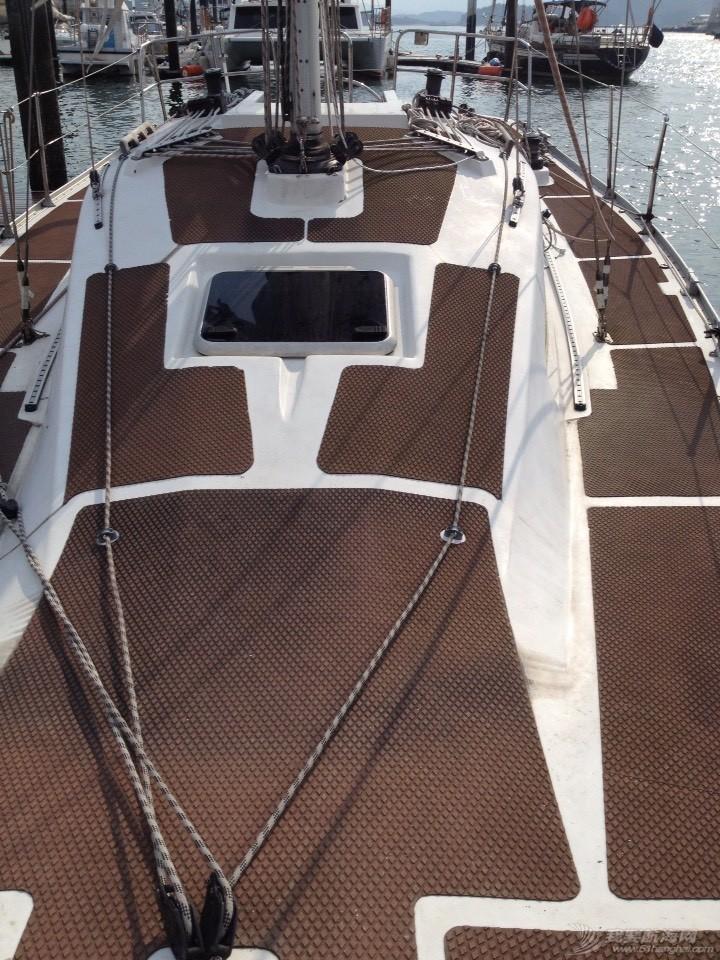 韩国多岛海杯帆船拉力赛纪实第二集:世翰大学粗狂的T1帆船 203239a7dmd04zzfxeuxqj.jpg