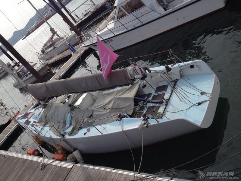 韩国多岛海杯帆船拉力赛纪实第二集:世翰大学粗狂的T1帆船 203311cnr33783e3krnpj7.jpg