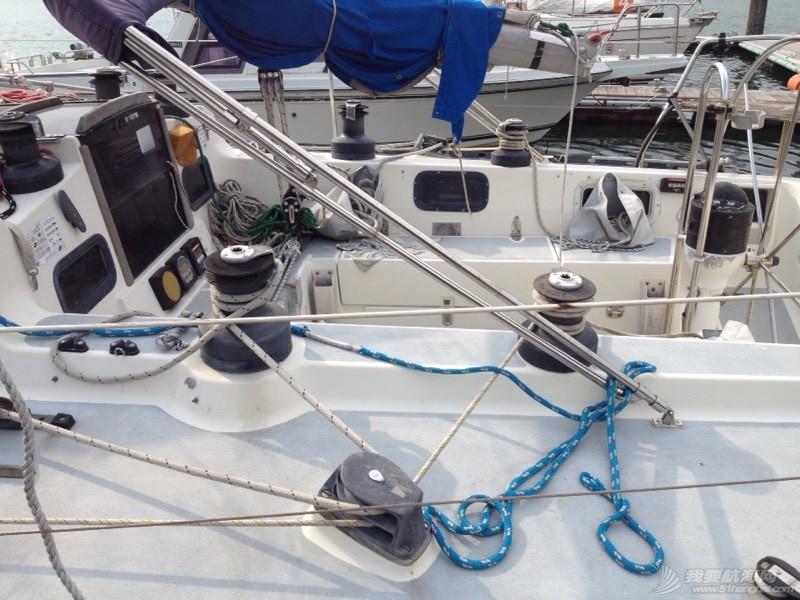 韩国多岛海杯帆船拉力赛纪实第二集:世翰大学粗狂的T1帆船 203311z831b9m11mt7lea3.jpg