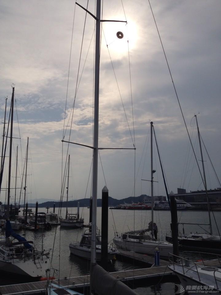 韩国多岛海杯帆船拉力赛纪实第二集:世翰大学粗狂的T1帆船 205155to19icppii5ebbbr.jpg