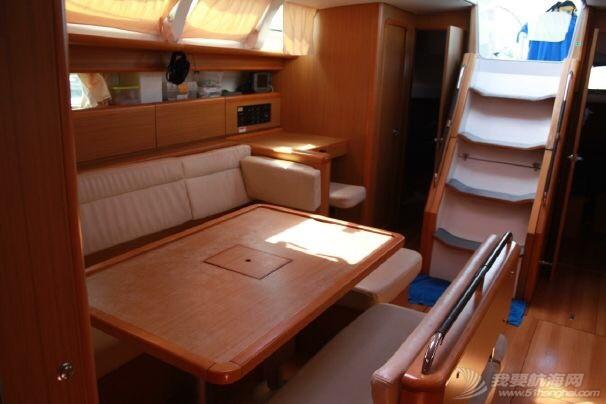 法国 自己一艘2009年法国亚诺44i 6