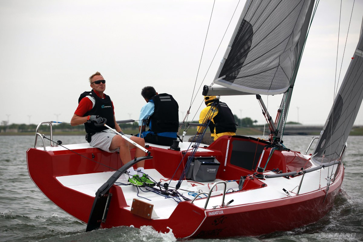 帆船,如何,知识 学前班:手拉舵的帆船如何操舵转向(二阶学员培训前应掌握知识) 帆船手拉舵