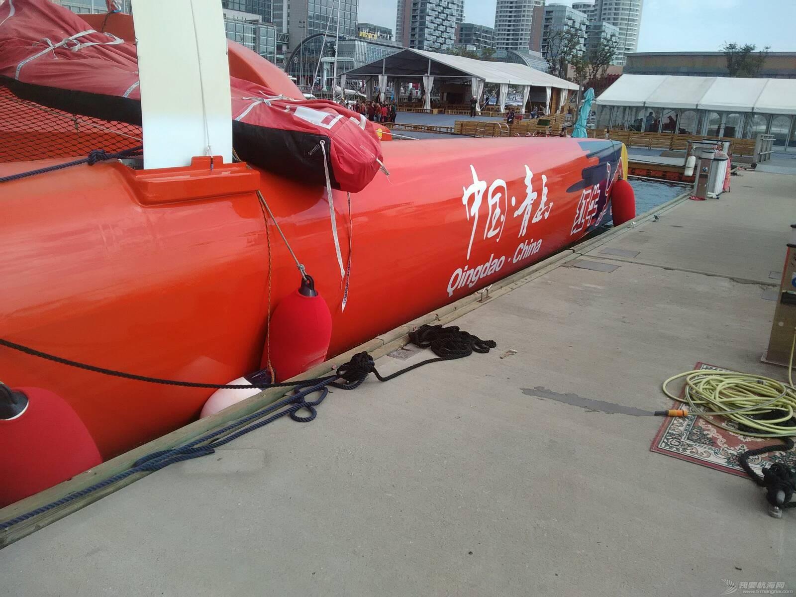 青岛号大帆船洗刷刷活动 200213b6508gbw6nibzcwc.jpg
