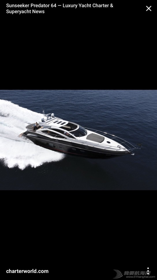 Sunseeker 豪華遊艇Sunseeker Predator62 340213660761440316938577.jpg