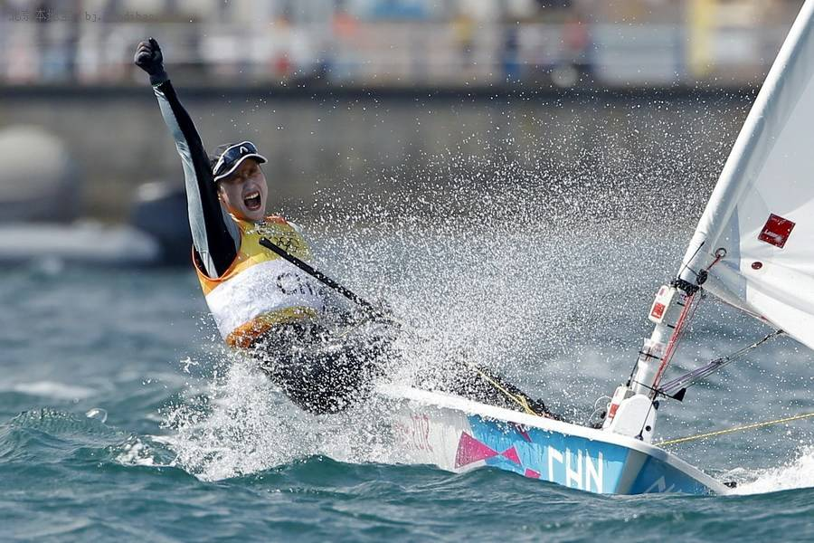 如何感受风? 激光帆船比赛