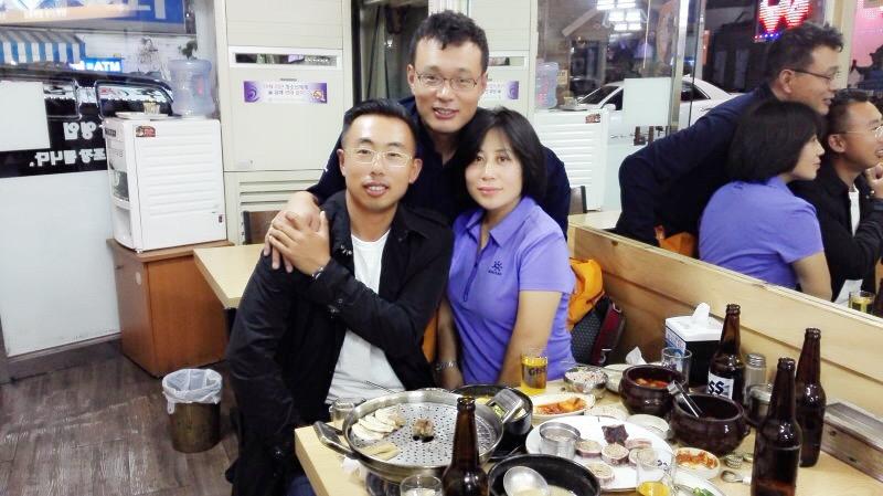 马尔代夫,英语,路虎,韩国,中国 第一次出国居然是为了帆船赛,还是泡菜韩国
